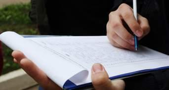 Депутаты собрали подписи об отмене назначения Сергея Шкарлета министром образования