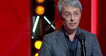 """Ткаченко назвал выдумками заявление Порошенко, что """"Прямой"""" должны закрыть"""