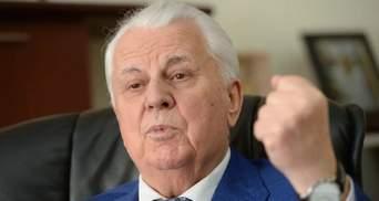 Какая это к черту провокация, это – война: Кравчук о ситуации на Донбассе и пятой колонне
