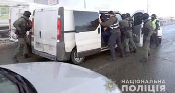 Збували метадон у кількох районах Києва: спецпризначенці поліції викрила угрупування ромів