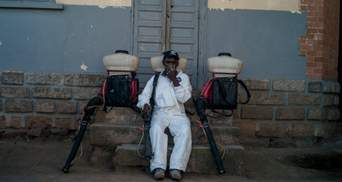У Демократичній Республіці Конго зафіксували спалах бубонної чуми