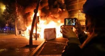 В Іспанії тривають масові протести через арешт репера: яка зараз ситуація – фото