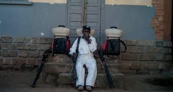 В Демократической Республике Конго зафиксировали вспышку бубонной чумы