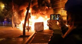 В Испании продолжаются массовые протесты из-за ареста рэпера: какая сейчас ситуация – фото