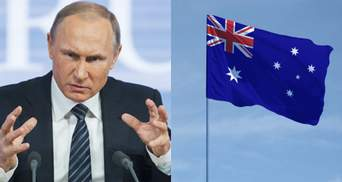 """""""Рускій мір"""" дістався до Австралії: Путін взявся за південну півкулю"""