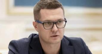Фінансування окупантів: Баканов пояснив підстави для нових санкцій РНБО