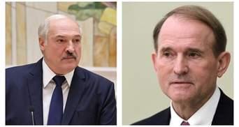 """Рішення РНБО про """"трубу Медведчука"""" – удар у бік Лукашенка, – білоруські ЗМІ"""