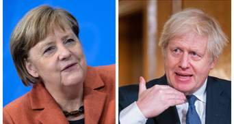 """""""Ангело, вимкніть звук"""": на саміті G7 трапився курйоз із німецькою канцлеркою"""