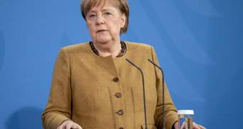Прогресу немає, – Меркель про вирішення територіального питання України