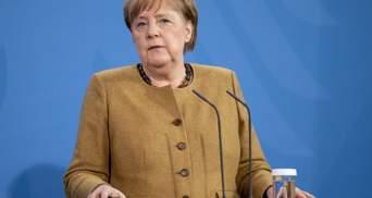 Прогресса нет, – Меркель о решении территориального вопроса Украины