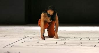 Американка створила найбільший малюнок у світі: якого він розміру – фото