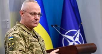Хомчак связал обострение на Донбассе с заседаниями ТКГ и СНБО