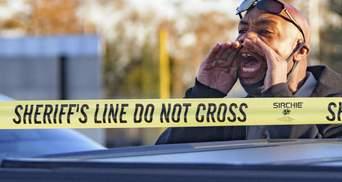 Еще одна стрельба в США: неизвестный открыл огонь в Луизиане – есть погибшие