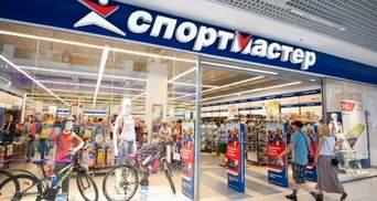"""Игнорируют санкции: в Украине продолжают работать магазины """"Спортмастер"""""""