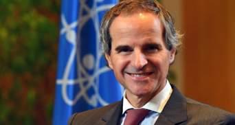 Ядерная программа: глава МАГАТЭ приехал на переговоры в Иран