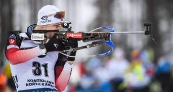 "Лейгред выиграл третье ""золото"" чемпионата мира по биатлону, Прима – за пределами топ-20"