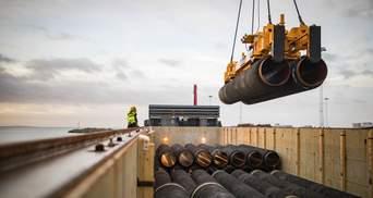 """""""Северный поток-2"""" просит срочное разрешение на работы в водах Германии"""