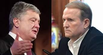 Чому санкції проти Медведчука відчує й Порошенко