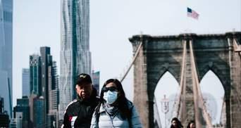 Нещадний COVID-19: у Нью-Йорку бізнес ледь виживає через пандемію