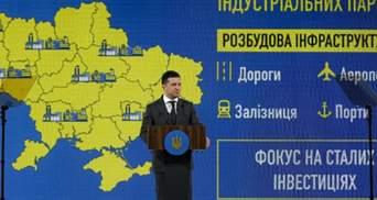 Зеленський пообіцяв побудувати нові аеропорти на Донбасі та Закарпатті