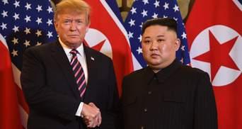 """Трамп пропонував Кім Чен Ину """"підкинути"""" його в КНДР власним літаком, – ЗМІ"""