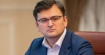 Не думаю, что будет какая-то быстрая реакция России, – Кулеба о санкциях против Медведчука