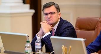 """Росія хочуть зірвати відкриття """"Кримської платформи"""", – Кулеба"""