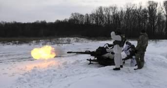 На кордоні з Росією українські прикордонники провели навчання: потужні фото та відео