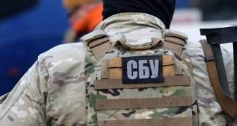 Гранати та вибухівка: СБУ виявила схрони бойовиків на Луганщині – фото