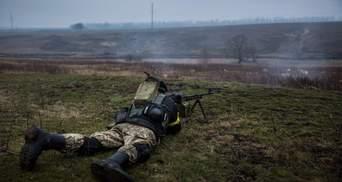 На Донбассе погиб украинский воин, его сослуживец получил ранение