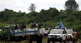 У Демократичній Республіці Конго напали на колону ООН: загинув посол Італії