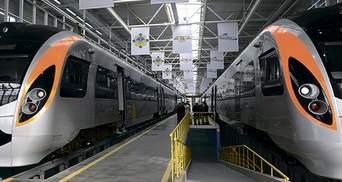 До 250 километров в час: в Украине построят скоростную железнодорожную колею