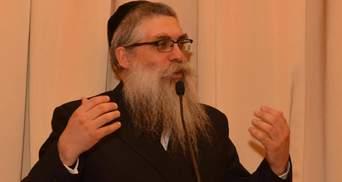 Зараз є остання можливість побудувати гідний музей в Бабиному Яру, – рабин Яків Дов Блайх