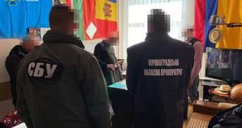 На корупції викрили декана Льотної академії у Кропивницькому: за що він брав хабарі