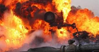 Масштабный взрыв на газопроводе в России: прекратили транзит газа в Казахстан
