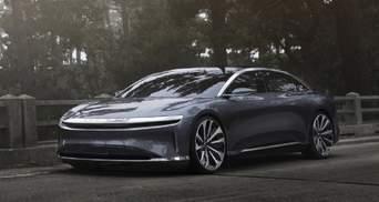 Конкурент Tesla: компанія Lucid Motors вийде на IPO з оцінкою у 24 мільярди доларів