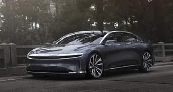 Конкурент Tesla: компания Lucid Motors выйдет на IPO с оценкой в 24 миллиарда долларов