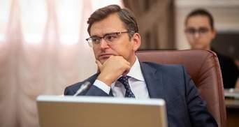 Украина планирует отсоединиться от электросети с Беларусью и Россией к концу 2023 года, – Кулеба