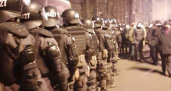 Силовики под Офисом Президента укрепляют собственные силы