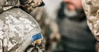 Возле Песков снайпер ранил украинского военного