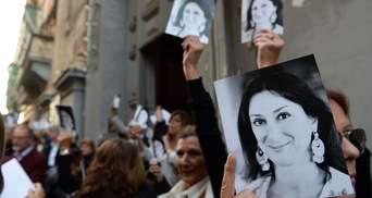 Гучне вбивство журналістки на Мальті: підозрюваний зізнався й отримав вирок