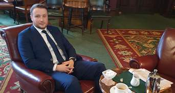 Через вирок Стерненку з Офісу Президента звільнився один із керівників