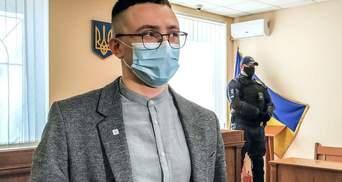 """""""Статья найдется"""": кто и зачем устроил спецоперацию против Стерненка"""