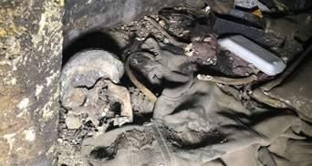 З рюкзаком і бульбулятором: у катакомбах Одеси знайшли скелет людини – фото 18+