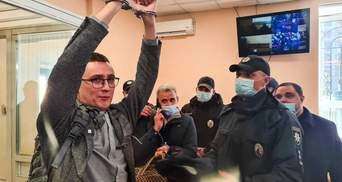 Тюрма є тюрма, – Сергій Стерненко передав адвокату лист із СІЗО