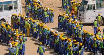 Громкий скандал в Катаре: 6 500 мигрантов умерли, готовя Чемпионат мира по футболу