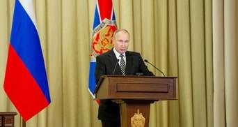 Викрити по шпигуну на день: Путін розповів, як бореться з іноземними агентами