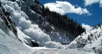 У горах знову буде небезпечно: синоптики попередили про загрозу снігових лавин