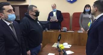 Суд взял под стражу подозреваемого в убийстве на Отакара Яроша в Харькове