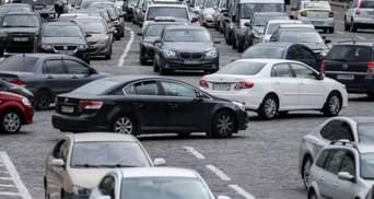 Пробки в Киеве 25 февраля: где на дорогах трудно проехать